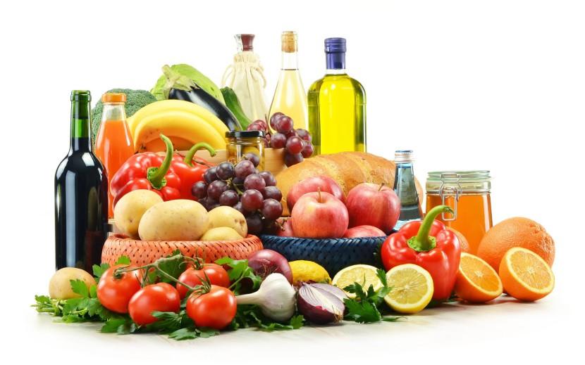 alimentos sanos para recetas saludables
