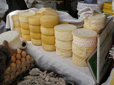 Probióticos encapsulados con suero de queso